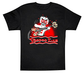Voodoo Lab Scary Jams Special Edition T-Shirt